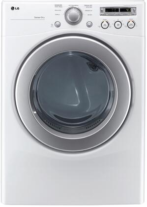 LG DLG2251W Gas Dryer