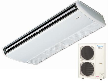 Panasonic 42PET1U6 Ceiling Suspended Air Conditioner Cooling Area,