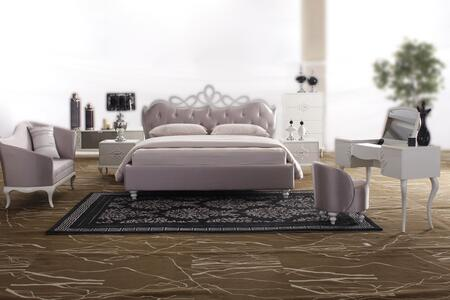 VIG Furniture VGSLE-VIOLIN Modrest Violin - Modern Bed