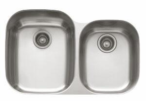 Franke RXX Regatta Series Undermount Bowl Sink in Stainless Steel
