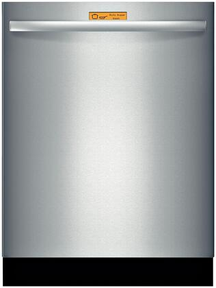 "Bosch SHX98M09UC 24"" 800 Series Built-In Semi-Integrated Dishwasher"