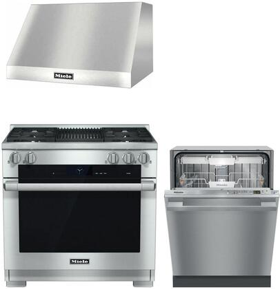 Miele 736747 M-Touch Kitchen Appliance Packages