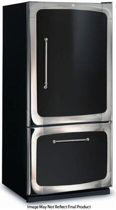 "Heartland 3015-00R 30"" 18.5 cu. ft. Capacity Freestanding Bottom Freezer Refrigerator, Digital Temperature Control, Auto Defrost, Glass Shelves, and Right Hinge Door Swing"