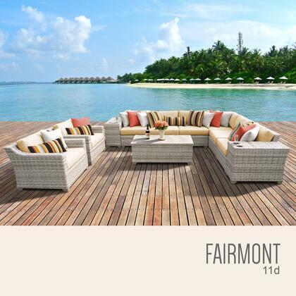 FAIRMONT 11d SESAME