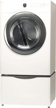 Asko TLS752XXLW  Electric Dryer, in White