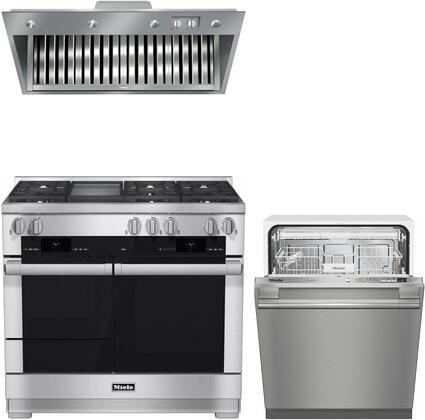 Miele 888264 Kitchen Appliance Packages | Appliances Connection