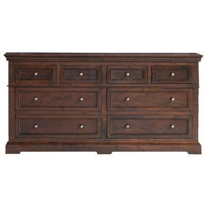 Home Trends & Design FCBDR78CN  Wood Dresser