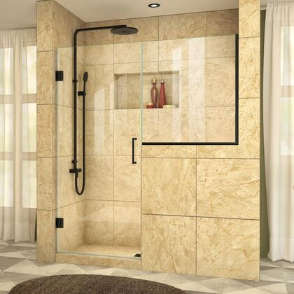 DreamLine UnidoorPlus Shower Door 39 30D 30BP 09
