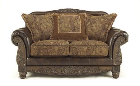 Milo Italia MI5142LS2PCKIT2ANTQ Zackery Living Room Sets