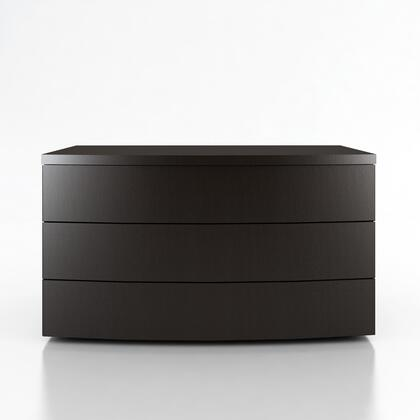 Modloft MD317DRWEN Ludlow Series Wood Dresser