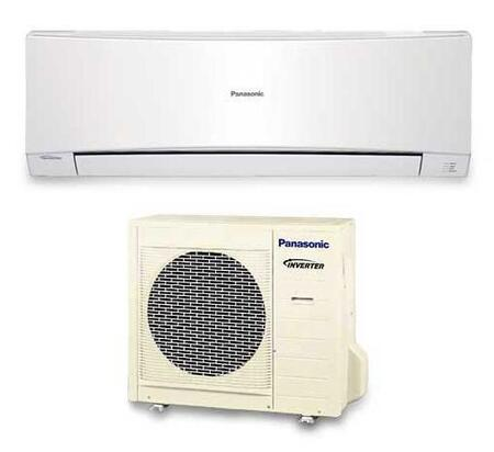 Panasonic S18NKUA Mini Split Air Conditioner Cooling Area,