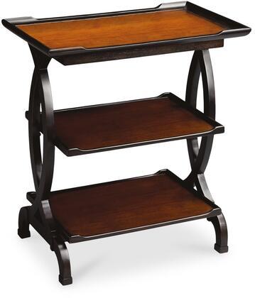 Butler 1570109 Butler Loft Series Contemporary Rectangular End Table