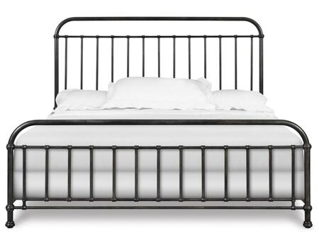 Magnussen B211155 Shady Grove Series  Queen Size Panel Bed
