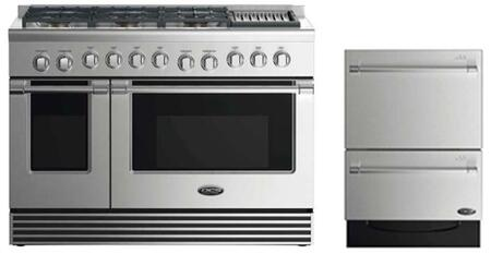 DCS 736157 Kitchen Appliance Packages