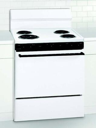 Frigidaire XFEF3000LW  Electric Freestanding Range with Coil Element Cooktop, 4.2 cu. ft. Primary Oven Capacity, in White