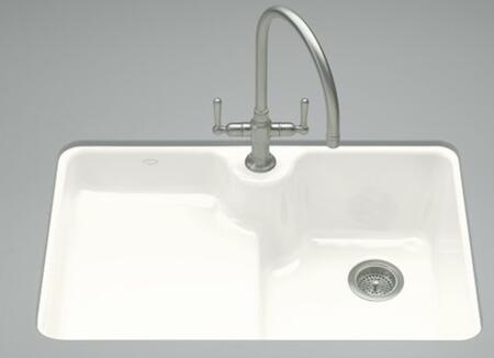 Tuscany X Cast Iron Kitchen Sink Black