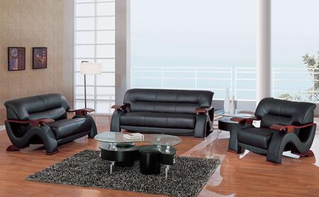 Global Furniture USA 2033LVBLSLC Living Room Sets