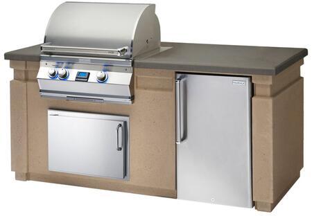 FireMagic 964177 Aurora Outdoor Kitchen Islands