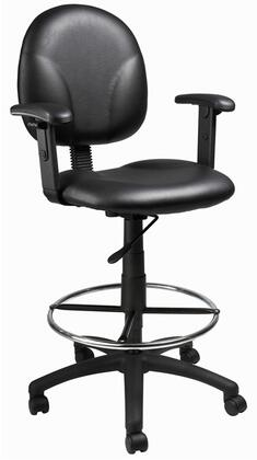 "Boss B1691CS 25"" Adjustable Contemporary Office Chair"