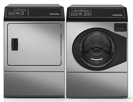 Speed Queen 393885 Washer and Dryer Combos