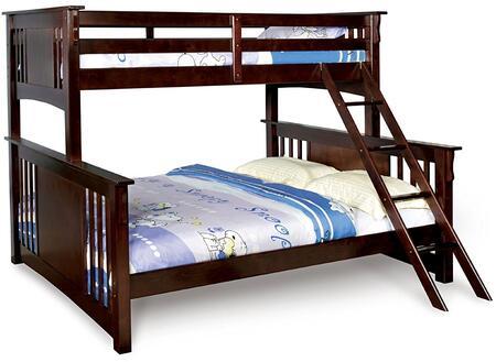 Furniture of America CMBK604BED Spring Creek Series  Bed