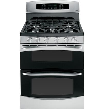 "GE Profile PGB995SETSS 30"" Profile Series Gas Freestanding"