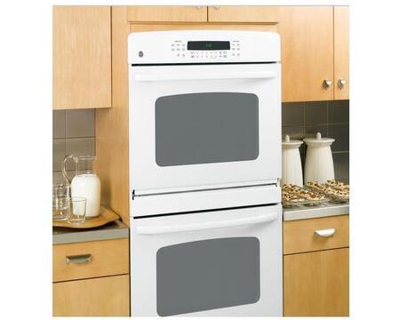 GE JTP75DPWW Double Wall Oven