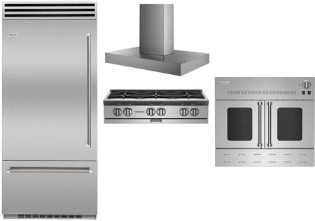 BlueStar 751268 Kitchen Appliance Packages