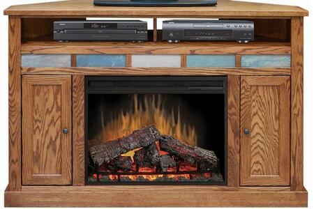 Legends Furniture OC5102GDO Oak Creek Series  Fireplace