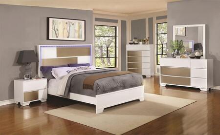 Coaster 204741KW4PC Havering Bedroom Sets