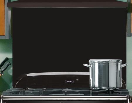 """AGA SAPRO44SB 44"""" Backsplash For PRO+ and Legacy Ranges:"""