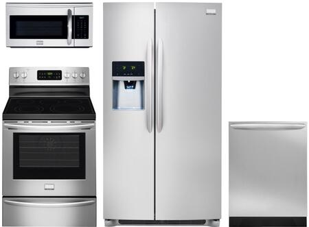 Frigidaire 730719 Gallery Kitchen Appliance Packages
