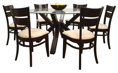 Wholesale Interiors CLIFFORDDININGSET Clifford Dining Room S