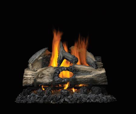 Authentic Split Wood PHAZER Log