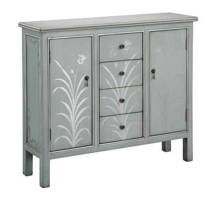 Stein World 75768  Wood 4 Drawers Cabinet