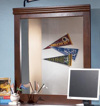 Signature Design by Ashley B17836 Wilmington Series Rectangular Portrait Dresser Mirror