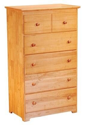 Atlantic Furniture C69405 Windsor Series  Chest