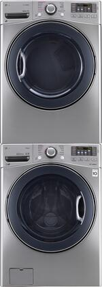 LG 719006 Washer and Dryer Combos
