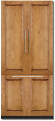 Thermador T36IT71NNP Freedom Series Counter Depth French Door Refrigerator with 19.6 cu. ft. Capacity in Panel Ready