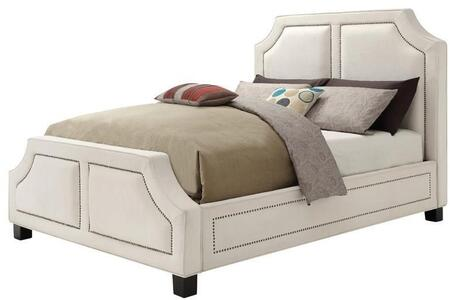 Donny Osmond Home 300547Q Washbourne Series  Queen Size Panel Bed