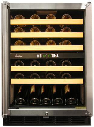 "Vinotemp VT45 23.9"" Freestanding Wine Cooler"