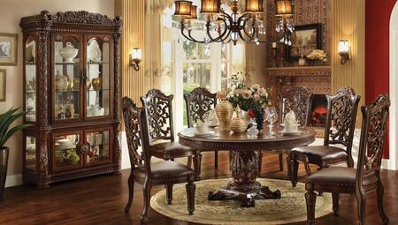 Acme Furniture 620204CHCB Vendome Dining Room Sets