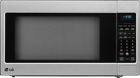 LG LCRT2010ST Countertop Microwave, in Stainless Steel