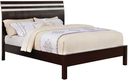 Furniture of America CM7205CKBED Euclid Series  California King Size Bed