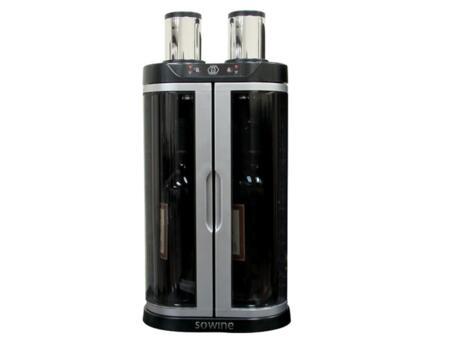 "Vinotemp VTSOWINE 9.75"" Freestanding Wine Cooler"