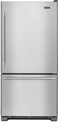 maytag mbf1958fez 30 inch fingerprint resistant stainless steel rh appliancesconnection com Maytag Fridge Warranty Maytag Fridge Water Filter