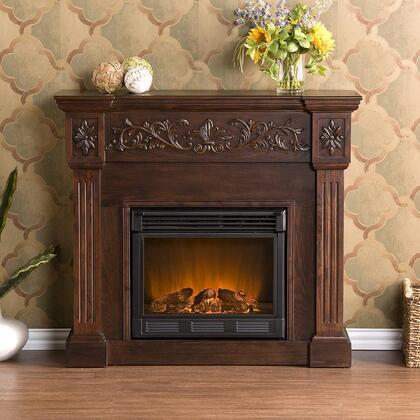 Southern Enterprises FA9278E Calvert Series  Electric Fireplace