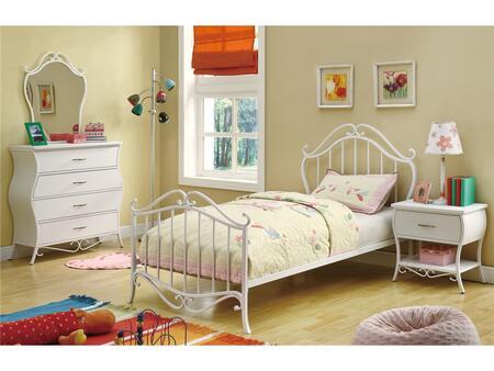 Coaster 400521T4PCSET Bella Twin Bedroom Sets