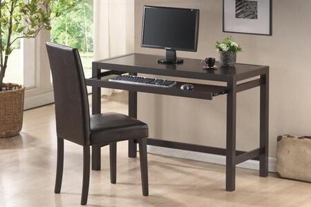 Wholesale Interiors RT186TBLRT186CHR Astoria Series  Desk