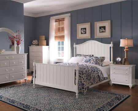 Broyhill HAYDENPANELKSET4 Hayden Place King Bedroom Sets